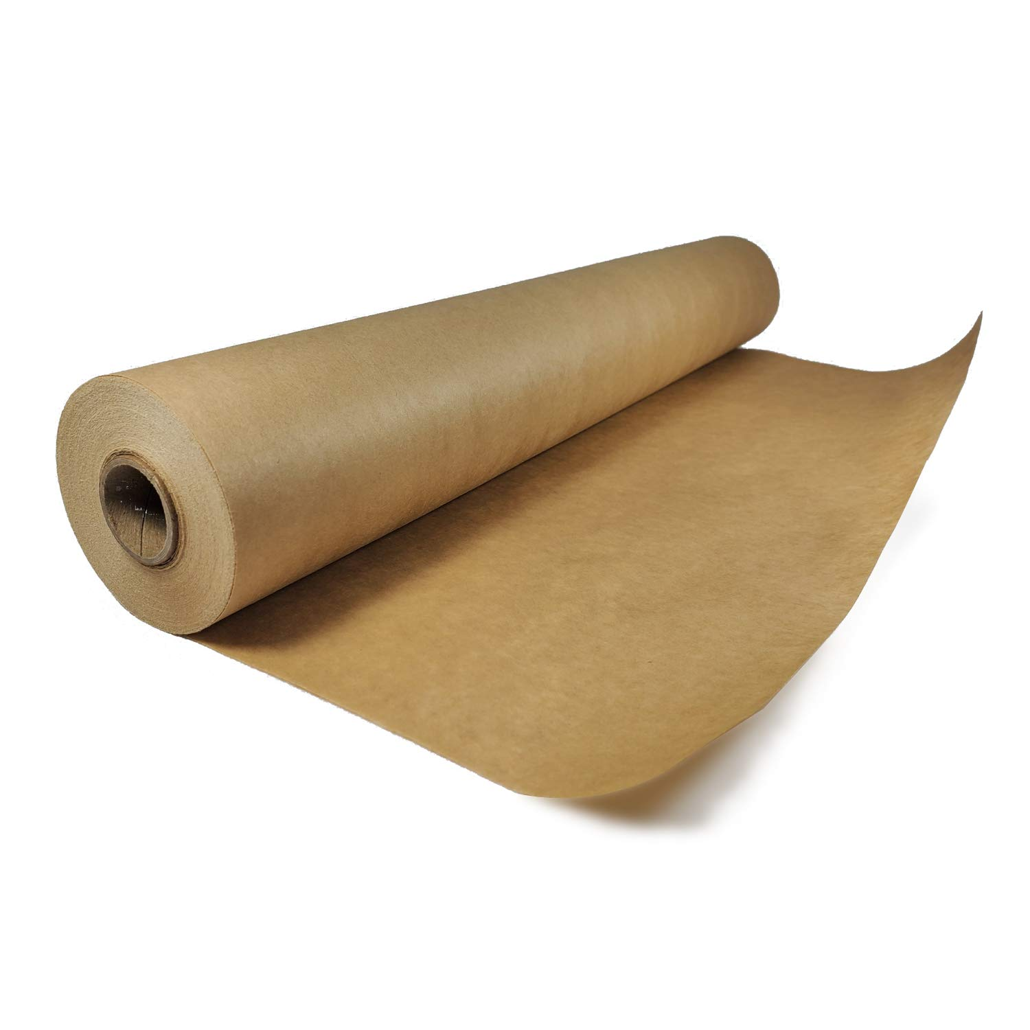 Kraft Paint Paper to Protect Surfaces from Water-Based Materials Painter/'s Paper Roll for Home Improvements IDL Packaging Premium 18 x 60-Yard Brown Masking Paper Roll to Cover Area