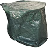 Silverline 109443 Round Table Cover, 1250 x 810 mm