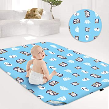 Amazon.com: Gio - Alfombrilla para niños con malla de aire ...