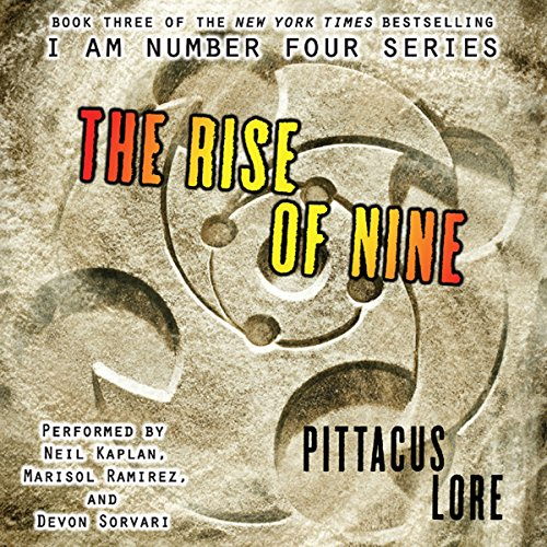 The Rise of Nine Audiobook [Free Download by Trial] thumbnail