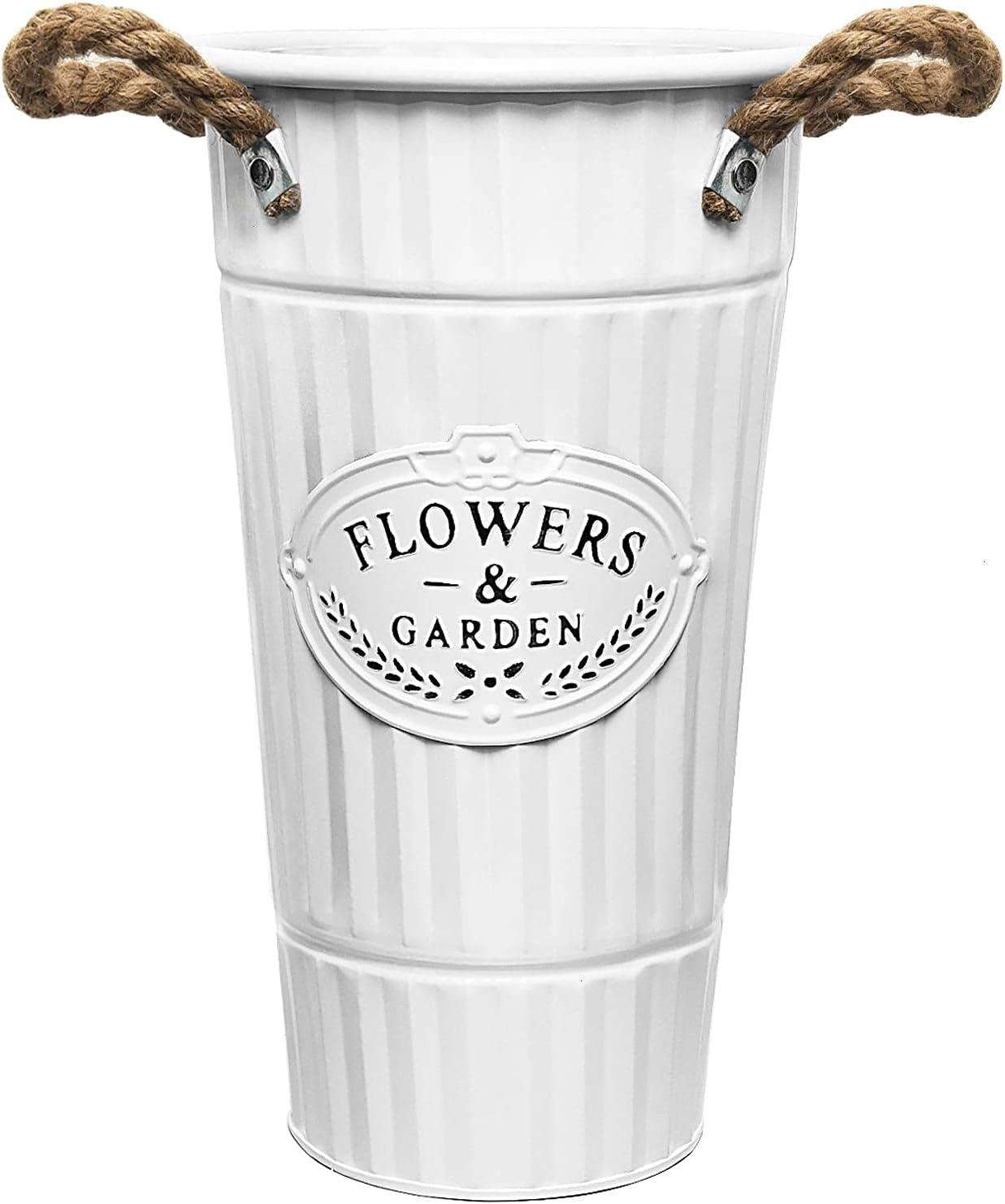 Dinaso Farmhouse Vase 12
