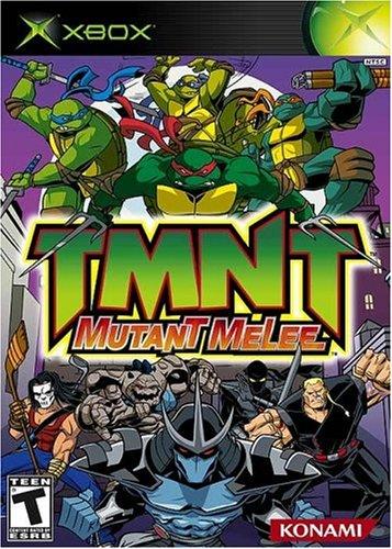 Amazon.com: Teenage Mutant Ninja Turtles Mutant Melee - Xbox ...