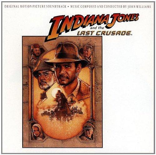 Indiana Jones and the Last Crusade by John Williams (1989-06-09)