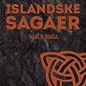 Njals saga (Islandske sagaer) Audiobook by  Ukendt Narrated by Bjarne Mouridsen