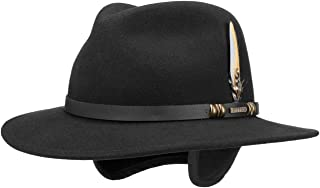 product image for Stetson Barley VitaFelt Hat with Ear Flaps Men - Made in USA