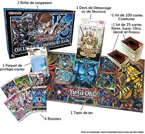 Lot de 10 Cartes Yu-Gi-Oh Rares Super Ultra Secret sans Doubles NEUF FR
