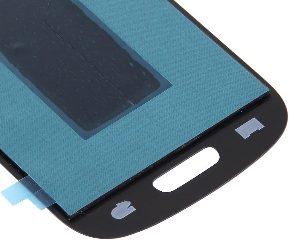 Blue i8190 LCD Screen Smartillumi LCD Screen Replacement LCD Screen and Digitizer Full Assembly for Galaxy SIII Mini