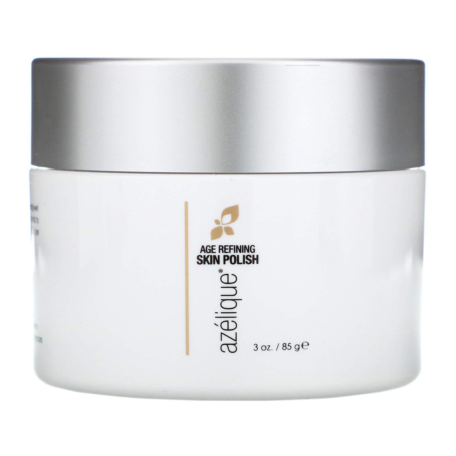 Azelique Age Refining Skin Polish, Cleansing and Exfoliating, No Parabens, No Sulfates, 3 oz (85 g)