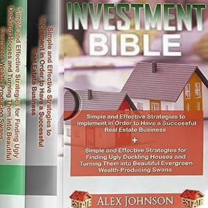 Investment Bible: 2 Manuscripts Audiobook