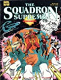 img - for Squadron Supreme: Death of a Universe (Squadron Supreme (Unnumbered)) book / textbook / text book