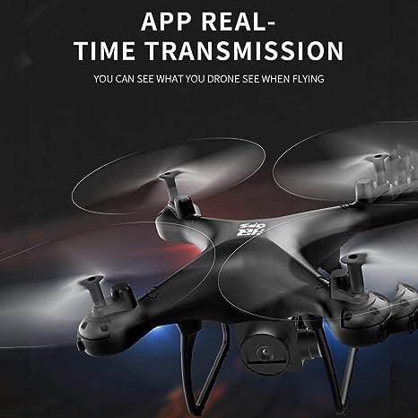 Tree-on-Life 5G RC Drone con cámara 4K HD WiFi FPV Drones GPS Muti ...