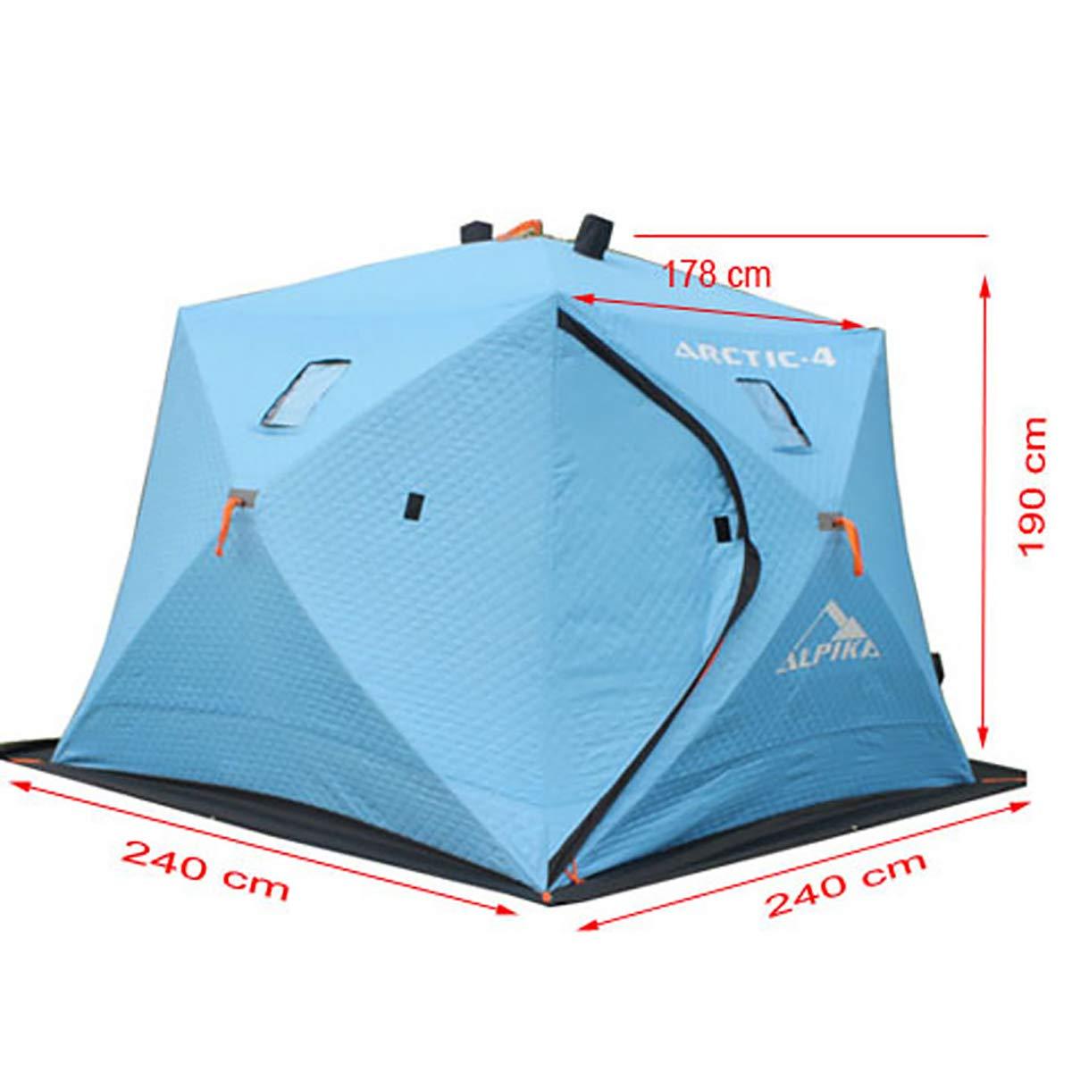 KälteBesteändige Eisfischenzelte Isolierte Isolierte Isolierte Baumwollzelte Tibetische Outdoor-Zelte Camping-Isolierung warme Zelte B07NQ1C46J Zelte Reichhaltiges Design 62b2f6