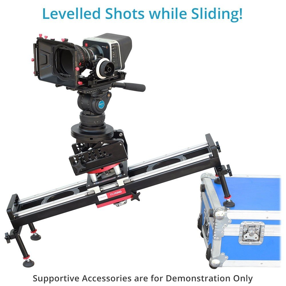 P-MTCL-WP For Over /& Under-Slung Tracking /& Static Shots 100kg//220lb Tripod Stand PROAIM Mitchell Wedge Tilt Levelling Camera Mount Plate for Mitchell Fluid Head Tilt Angle 0/° to 105/° Payload