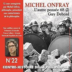 Contre-histoire de la philosophie 22.2