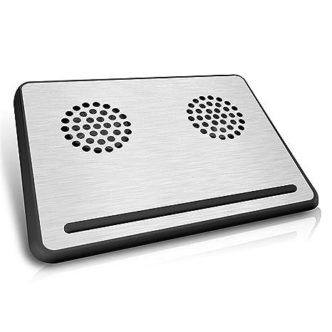 Cojín de enfriamiento del ordenador portátil USB Portátil de ...