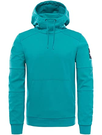 The North Face Fine Box 2 Pullover Hoody X Large Porcelain Green