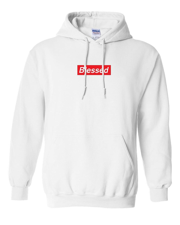 21 Savage Box Logo Tour Pop Up Shop White Hoodie Hooded Sweatshirt ...