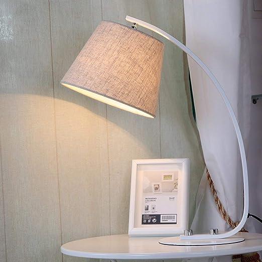 XQY Lámpara de escritorio de lectura, dormitorio de estudiante ...