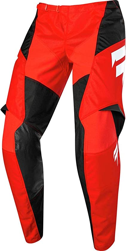 2019 Shift Youth White Label York Pants-Red-24