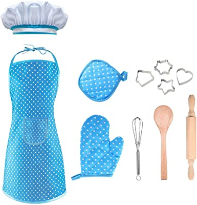 SOKY Cooking and Baking Set for Kids Role Play for Kids