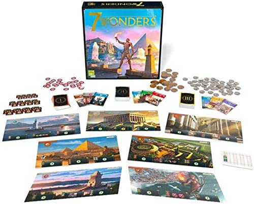 Board Games 7 Wonders New Edition (SV01EN)