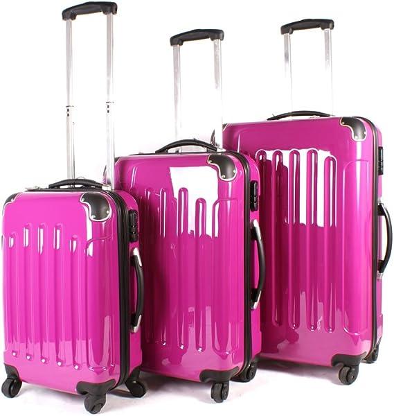 Caliente rosa Aero viaje 1100 Serie Londres colección Set de 3 ...