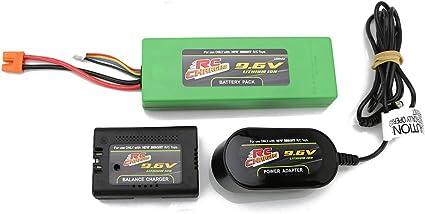 Amazon.com: RC CHARGERS - Batería recargable de iones de ...