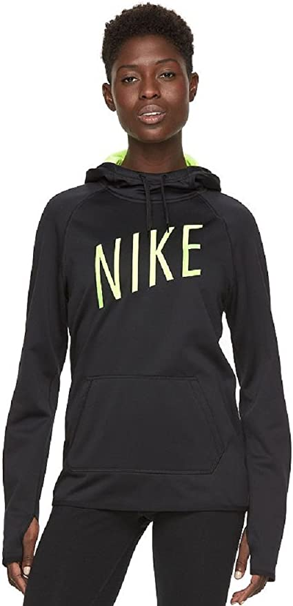 Nike Therma Training Graphic Sweat à Capuche pour Femme S