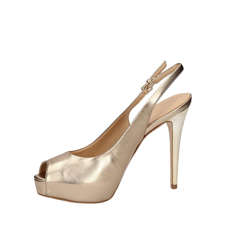 Decollete spuntate Guess lucide FLHLE2LEM05 beige: : Chaussures et Sacs