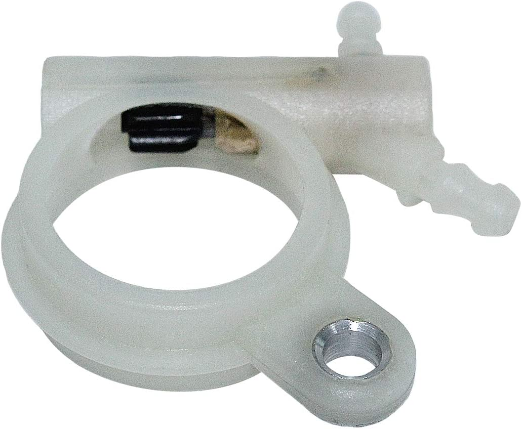Worm Gear Oil Pump Filter Line For Stihl MS231 C MS251 C Chainsaw 1143 640 3201