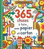 """Afficher """"365 choses à faire avec papier et carton"""""""