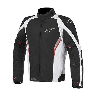 Alpinestars Mega Ton deportivo Moto Chaqueta, mujer hombre, Alpinestar, negro, blanco y rojo, medium: Amazon.es: Deportes y aire libre
