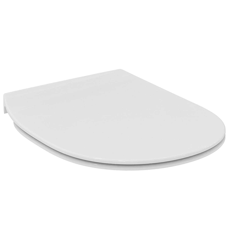 Ideal Standard - Asiento Y Tapa Fino Connect Cierre Normal (E772301)