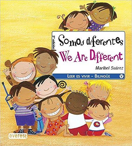 Somos Diferentes / We Are Different por Suárez  María Isabel epub