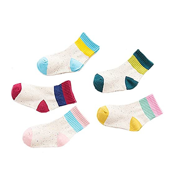 Tiger~Baby - Calcetines - para bebé niño multicolor Multicolor