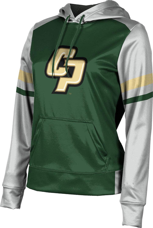 School Spirit Sweatshirt ProSphere California Polytechnic State University Girls Pullover Hoodie Old School