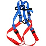 PETZL ouistitiharness Arnés de Escalada, Infantil, Azul Methyl ...
