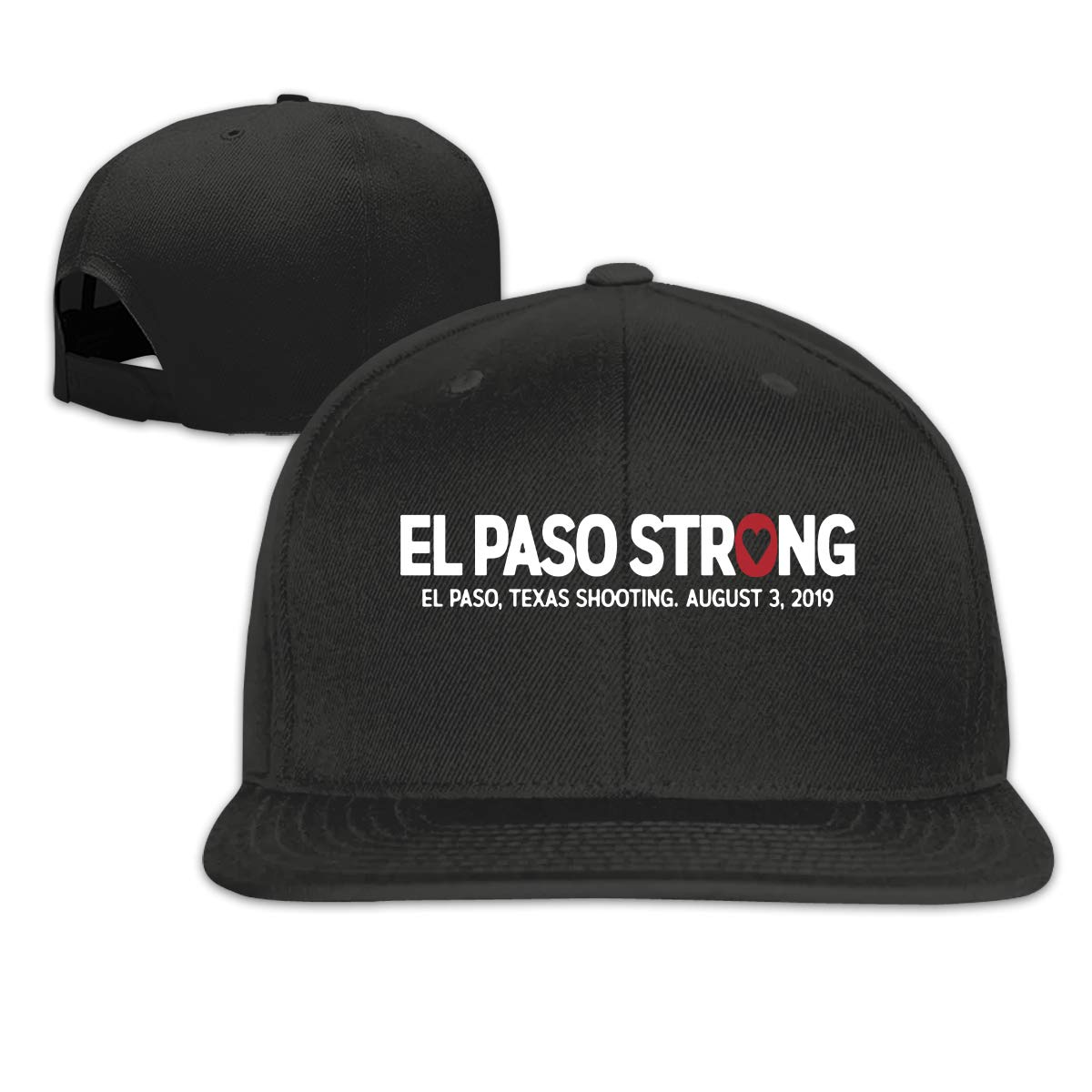 El Paso Strong Unisex Adult Hats Classic Baseball Caps Sports Hat Peaked Cap