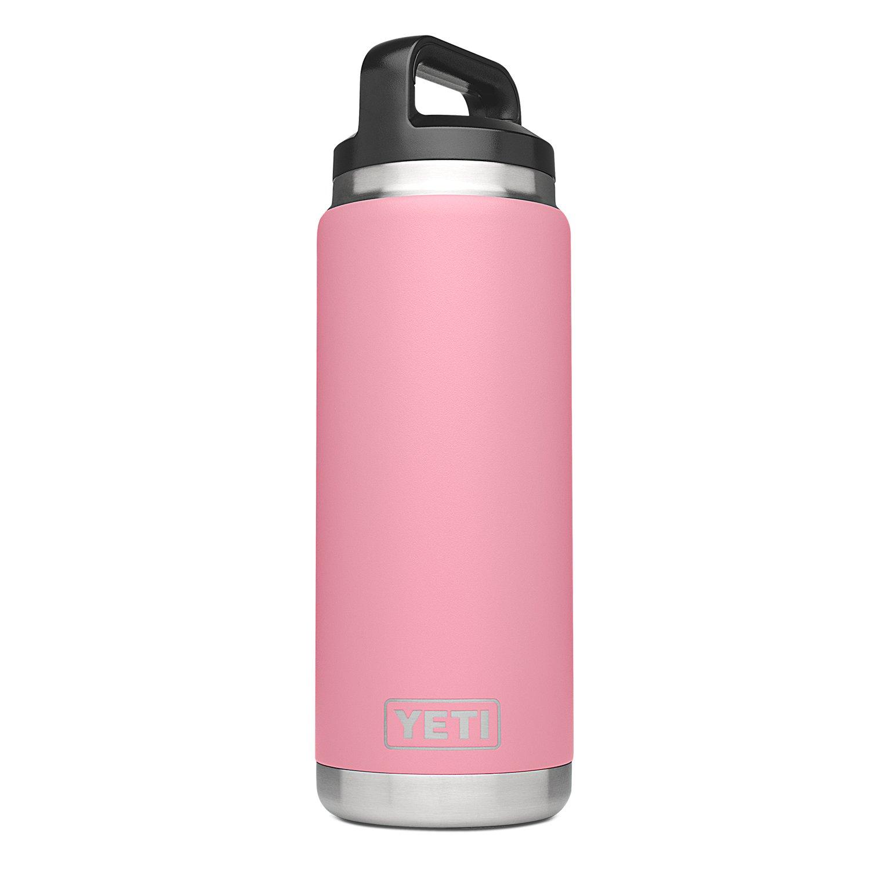 YETI Rambler 26oz Bottle, Pink