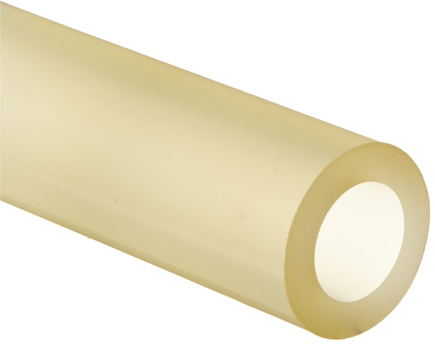 6 Length 4 OD 3 ID 1//2 Wall Thickness 6 Length Small Parts URE40ANTU03000x004000x0006000 Polyurethane 4 OD PUR Amber 3 ID Hollow Round Rod 40 Shore A ASTM D624 1//2 Wall Thickness