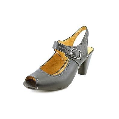 fa515b0c9a2 Clarks Artisan Piano Capa Peep Toe Slingbacks Heels Shoes Womens  New Display  Amazon.co.uk  Shoes   Bags