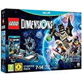 Lego Dimensions Starter Pack (Kit Inicial) Wii U