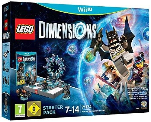 LEGO Dimensions Starter Pack - Nintendo Wii U by LEGO