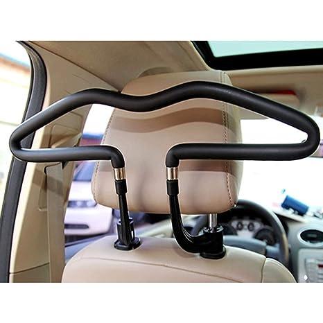Amazon.com: Metal de buena calidad, perchero de coche Auto ...
