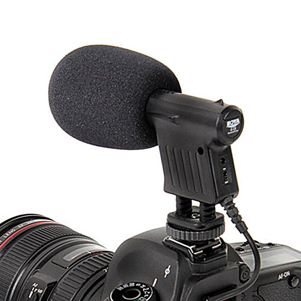 BOYA BY-VM01 condenseur vidéo directionnel Microphone pour caméscope Nikon DSLR Canon Oxford Street