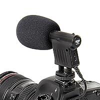 BOYA BY-VM01 condenseur vidéo directionnel Microphone pour caméscope Nikon DSLR Canon