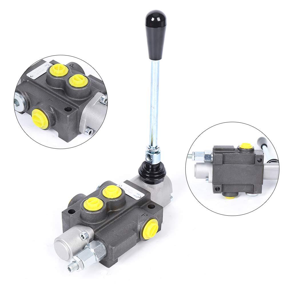13GPM,Pneumatic US Stock WINUS Manual Operate 1 Spool P40 ...