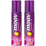 Moov Spray - 80 g (Pack of 2)