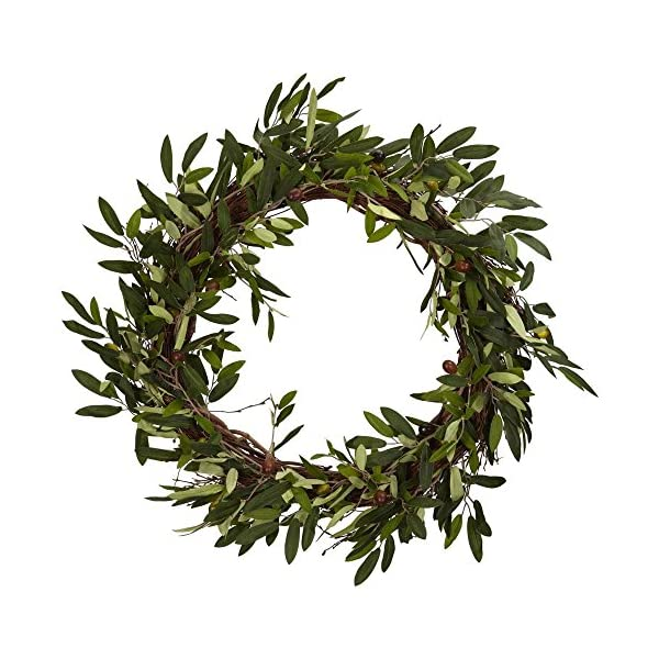 Nearly-Natural-20-in-Olive-Wreath