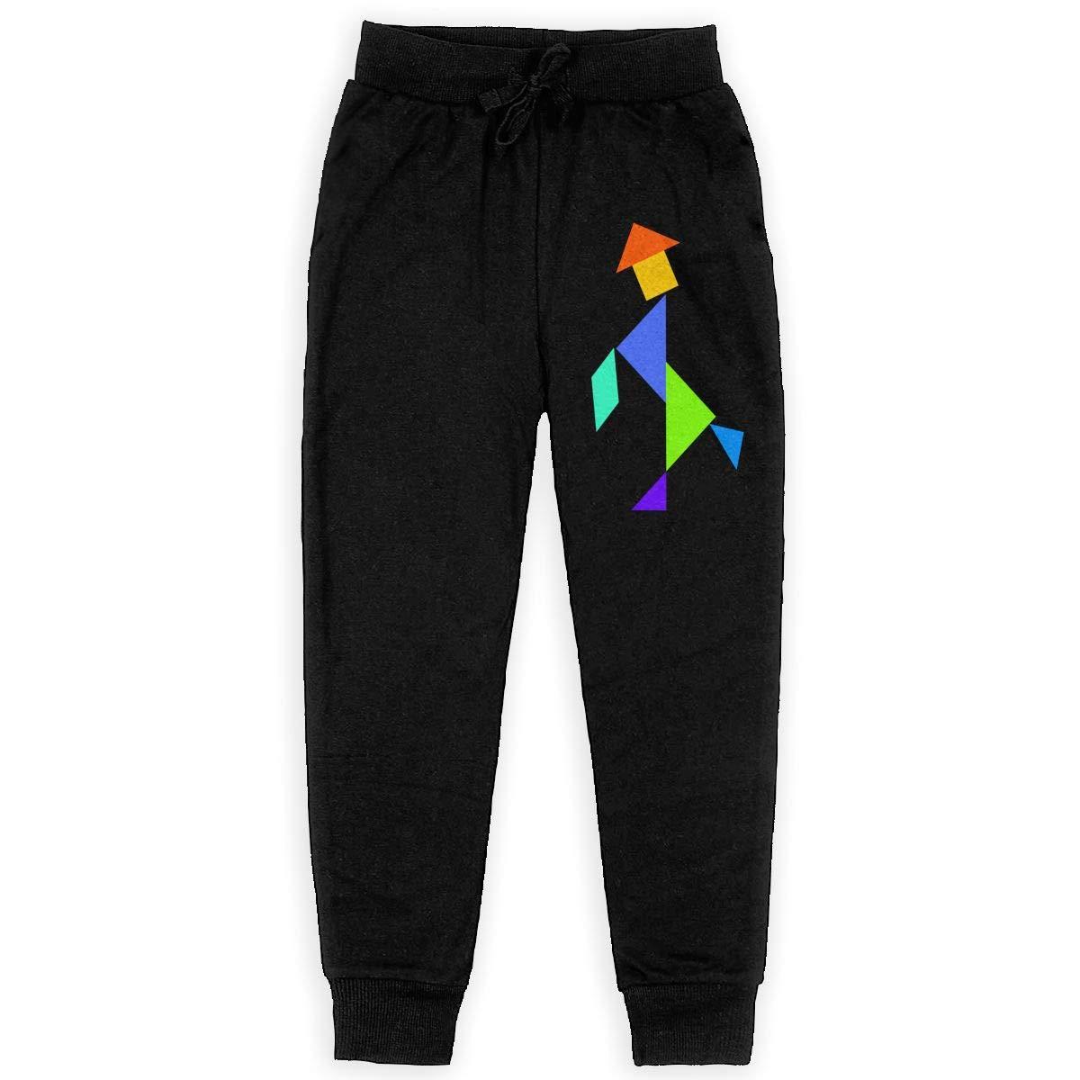 Youth Warm Fleece Active Pants for Teen Girls WYZVK22 Maui Hawaiian Soft//Cozy Sweatpants